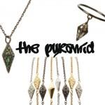 Bijoux The Pyramid - Deborah Pagani Jewelry