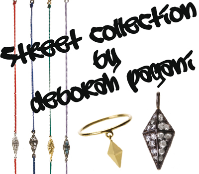 Bijoux Street Collection - Deborah Pagani Jewelry