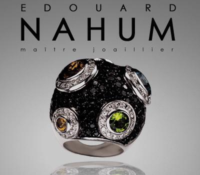 Bijoux Édouard Nahum - Ouverture d'une Boutique à Cannes