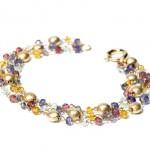 Bracelet Fruit Défendu, Solstice d'été par Arany Joaillerie