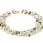 Bracelet Eau d'Ange, Solstice d'été par Arany Joaillerie
