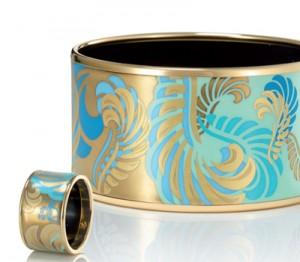 Bracelet et Bague Magic Sphinx Turquoise - Frey Wille