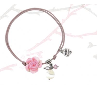 Bracelet Rose Gas Bijoux pour le Japon