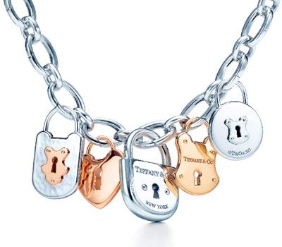 Bijoux Cadenas Locks by Tiffany & Co