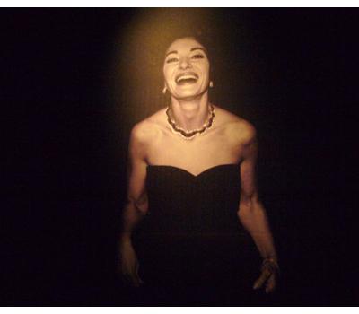 Exposition Bijoux et Costumes - Maria Callas, New York 2011