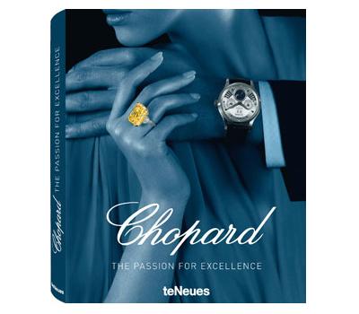 Livre Chopard, La Passion de l'Excellence