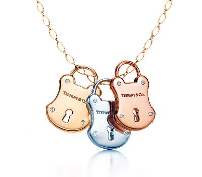 Pendentifs Cadenas Locks by Tiffany & Co
