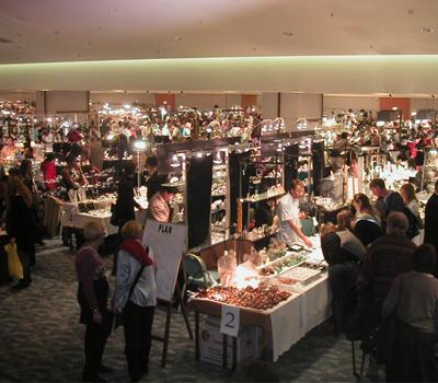 Salon de la Mineralogie et de la Bijouterie de Paris