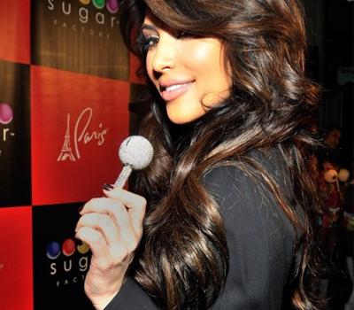 Sucette Diamants - Kim Kardashian
