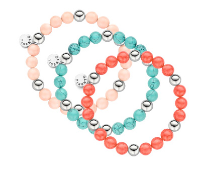 Bracelets Aqua Couleurs par Ti Sento