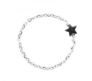 Bague Chainette Stars - Overso Paris