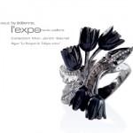 Bague Tulipes - Exposition Bijoux Unique by Édéenne