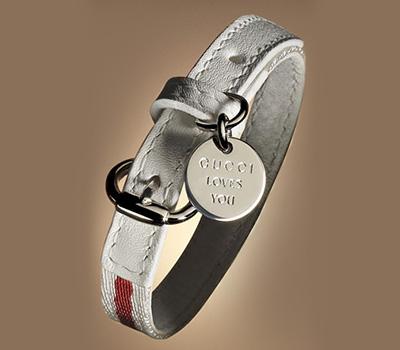 Le Bracelet Loves You de la Maison Gucci pour le Japon