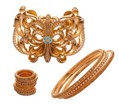 Bijoux de la collection CH+KH de Kate Hudson et Chrome Hearts