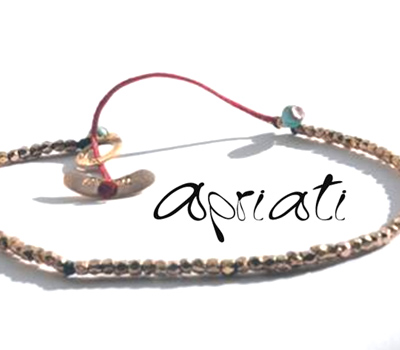 Bracelet Gold Beads - Apriati Joaillerie