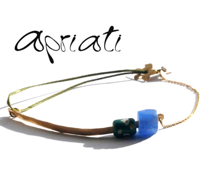 Bracelet Id Venitian Pearls par Apriati