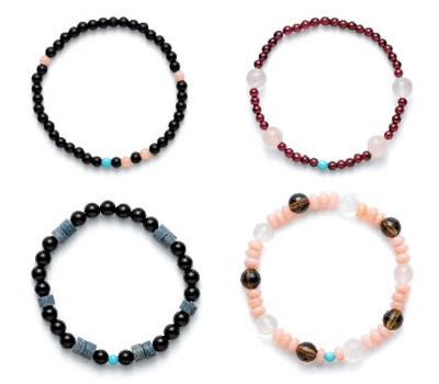 Bracelets de la marque AS Collection pour le Japon