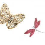 Broches Clips Papillons - Van Cleef & Arpels