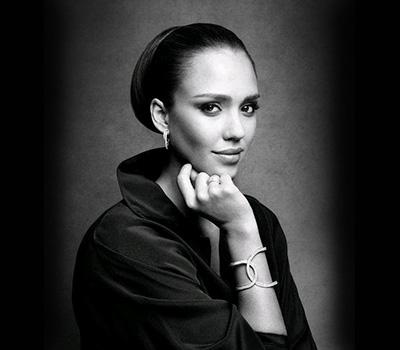 Jessica Alba : égérie de la Maison Piaget et des bijoux Possession
