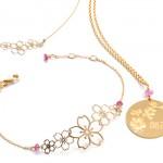 Sakura - Bijoux Perle de Lune pour le Japon