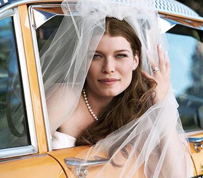 Le mariage de Louise Pedersen et Robert Buckley par Tiffany & Co