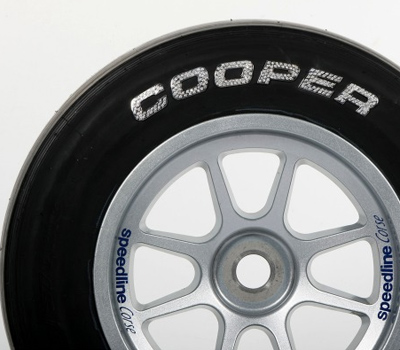 Pneus Diamants Cooper par Diamond FK