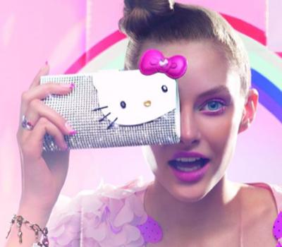 Bijoux Hello Kitty par Swarovski pour Aout 2011