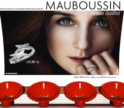 Boutique Mauboussin à Paris, Saint Germain des Prés