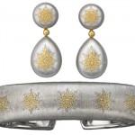 Bracelet et Boucles d'Oreilles Agemina par Buccellati Joaillerie