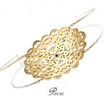 Bracelet Dentelle de Priscilla Bialek pour Parure