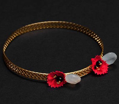 Bracelet Tutu Rose - Bijoux Aime