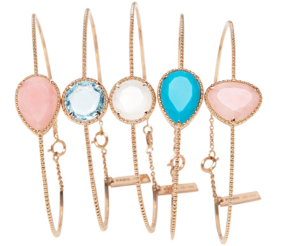Bracelets Dolce Vita par Morganne Bello