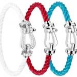 Bracelets Fred Force 10 Couleurs sur Cordons Marins