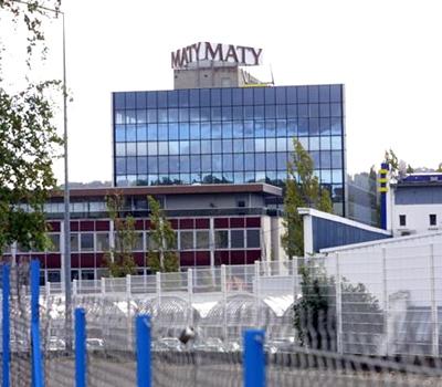 Braquage de l'entreprise Maty Bijoux à Besançon