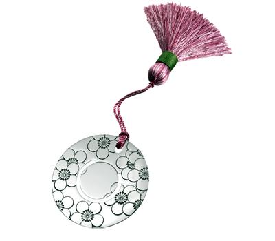Marque Page Précieux Cerisier par Christofle