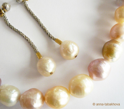 Perles hybrides kasumi