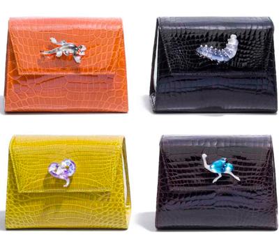 Bourses à Bijoux par Vhernier Joaillerie