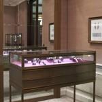 Vitrine des Bijoux Boucheron - Boutique de Monaco