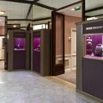 Intérieur de la Boutique Boucheron Joaillerie à Monaco