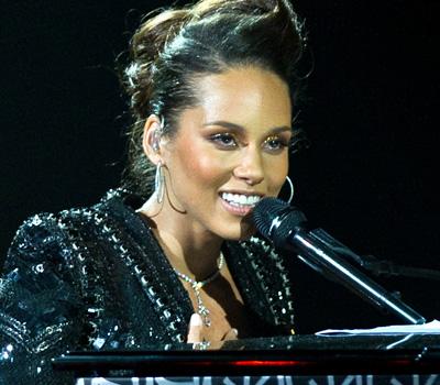 Alicia Keys - Bijoux De Beers Diamond