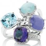 Bagues Filles avec Diamants - Poiray Joaillerie