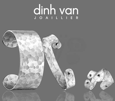 Bijoux Pi Chinois Dinh Van pour la Fête des Pères
