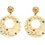 Boucles d'Oreilles Suamèm par Chantecler Joaillerie
