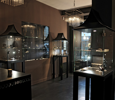 Boutique Parisienne - Joaillerie Emmanuelle Zysman