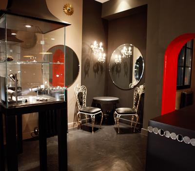Boutique Emmanuelle Zysman Rue Grenelle