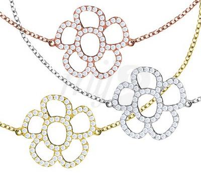 Bracelets Marguerites en Or de Vanessa-Tugendhaft