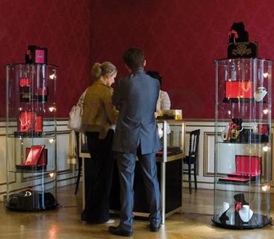 Salon Precieux dédié à la Joaillerie à Paris