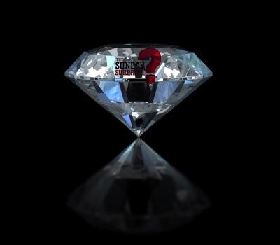 Diamant à Gagner au Tournoi de Poker Sunday Surprise de Winamax