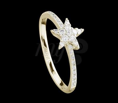 Bague en Soldes sur Diamant Unique
