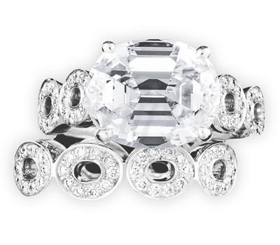 Bijoux de Mariage - Ivanka Trump